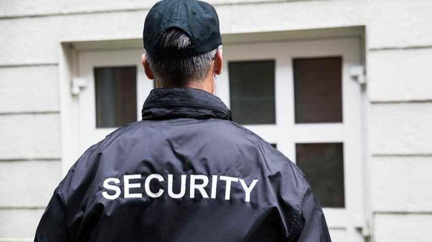 Security Guard की नौकरी