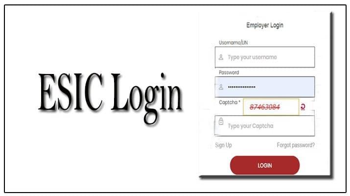 ESIC Login कैसे करे
