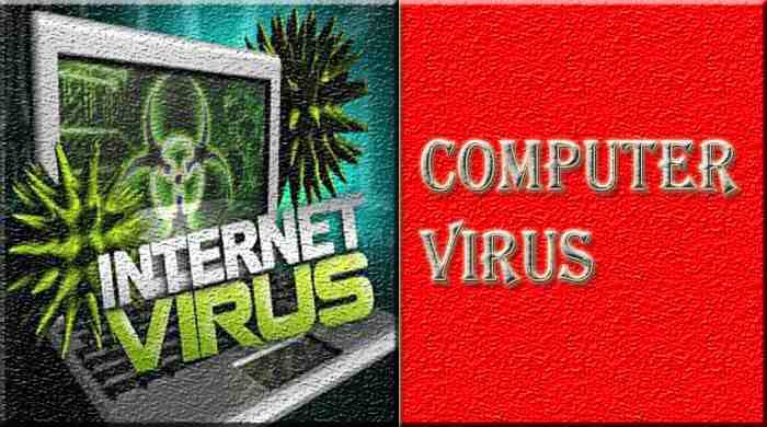 Computer Virus क्या है, लक्षण एवं उपाय